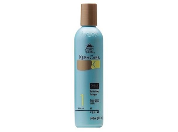 Shampoo Scalp Dry Itchy Avlon KeraCare 240ml - G