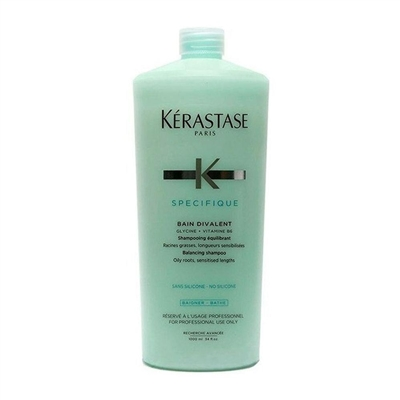 Shampoo Specifique Bain Divalent Kérastase 1L