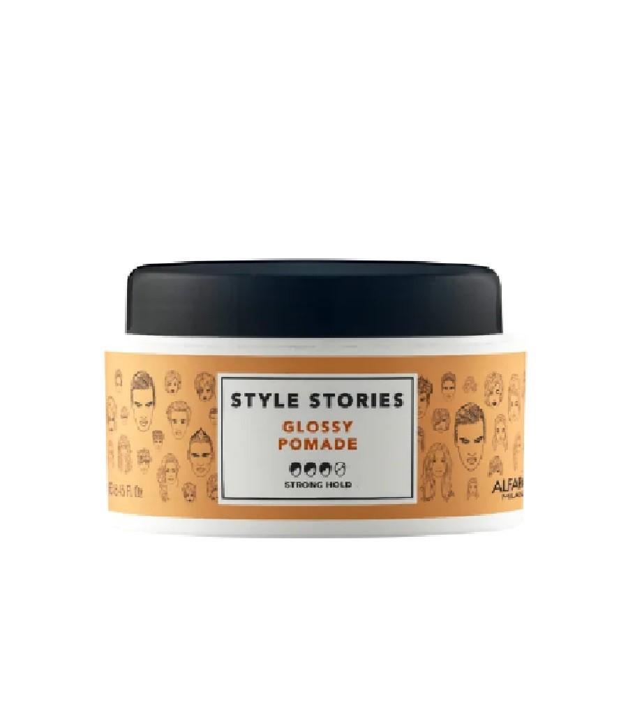 Style Stories Glossy - Pomada Fixadora Alfaparf  100ml