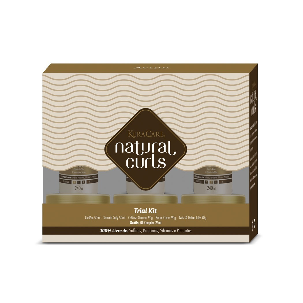 Trial Avlon Keracare Natural Curls - G