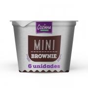 Mini Brownie Fit - 80g (6 unidades)
