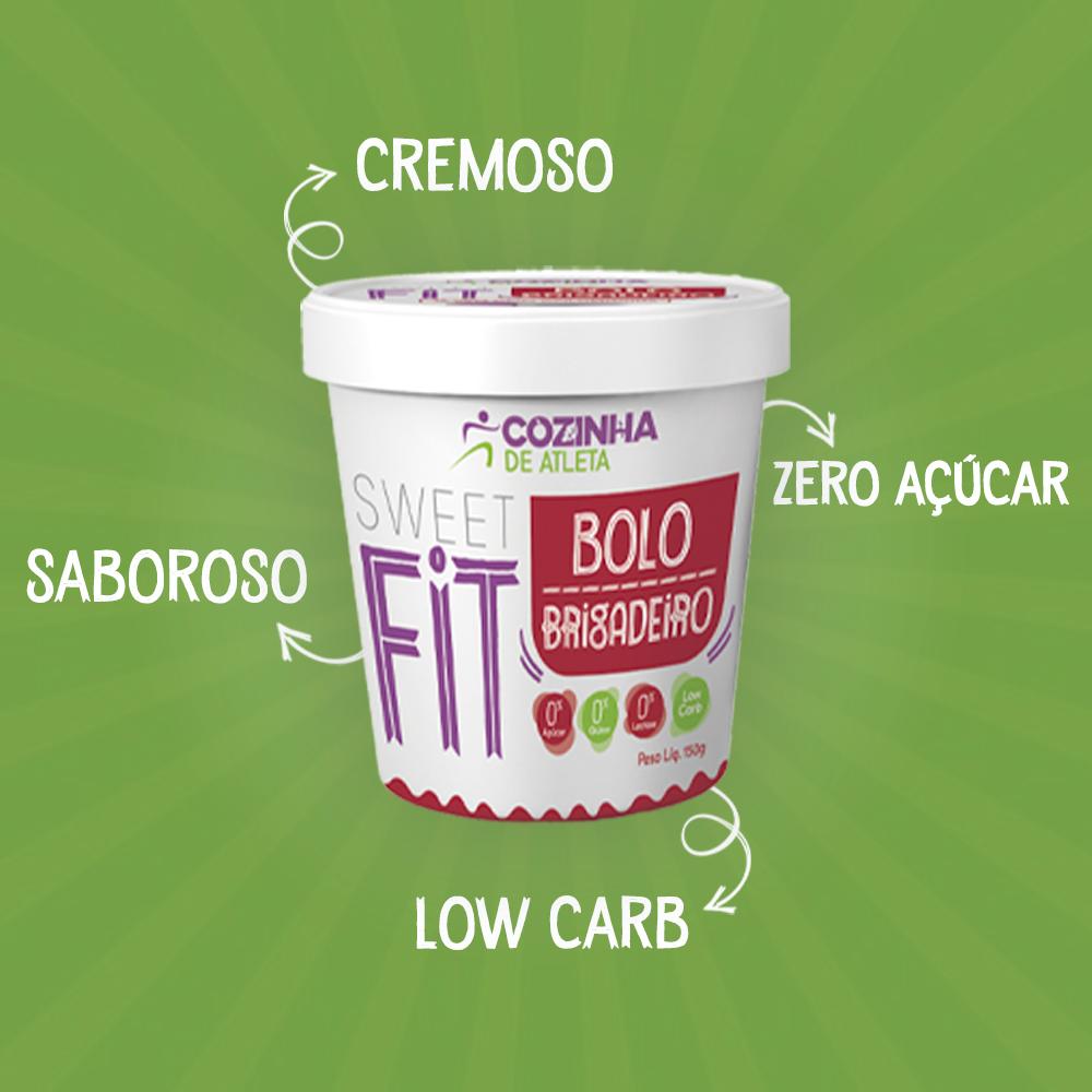 Bolo Brigadeiro - 150g