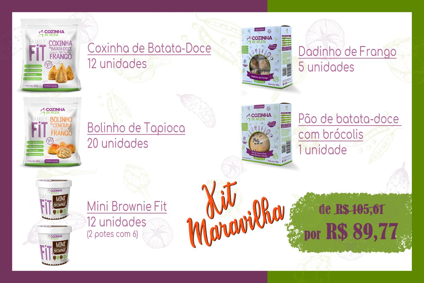 Kit Maravilha