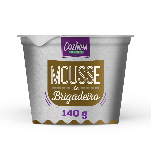 Mousse de Brigadeiro - 140g