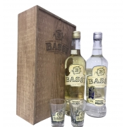 Cachaça Bassi Ouro & Prata Envelhecida no Carvalho 670 ml