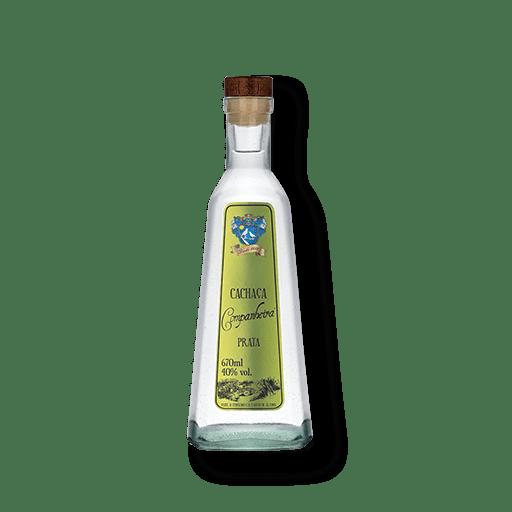 Cachaça Companheira Prata 600 ml