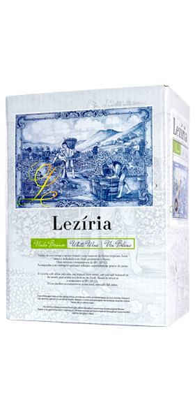 Leziria Bag Branco 2019 5000 ml