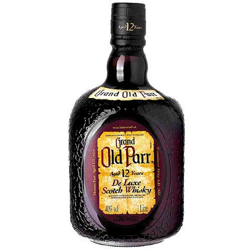 Whisky Old Par 12 Anos 1000 ml