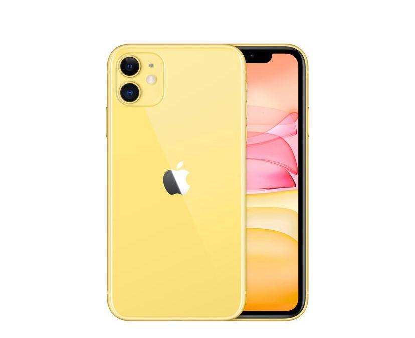 iPhone 11 256GB Amarelo de Vitrine