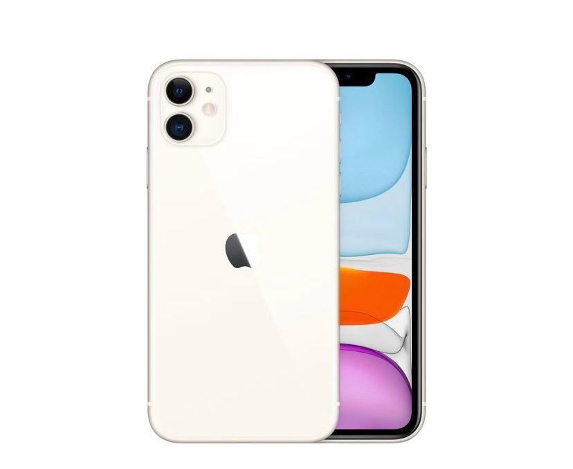 iPhone 11 256GB Branco de Vitrine
