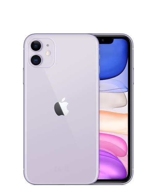 iPhone 11 256GB Lilás de Vitrine