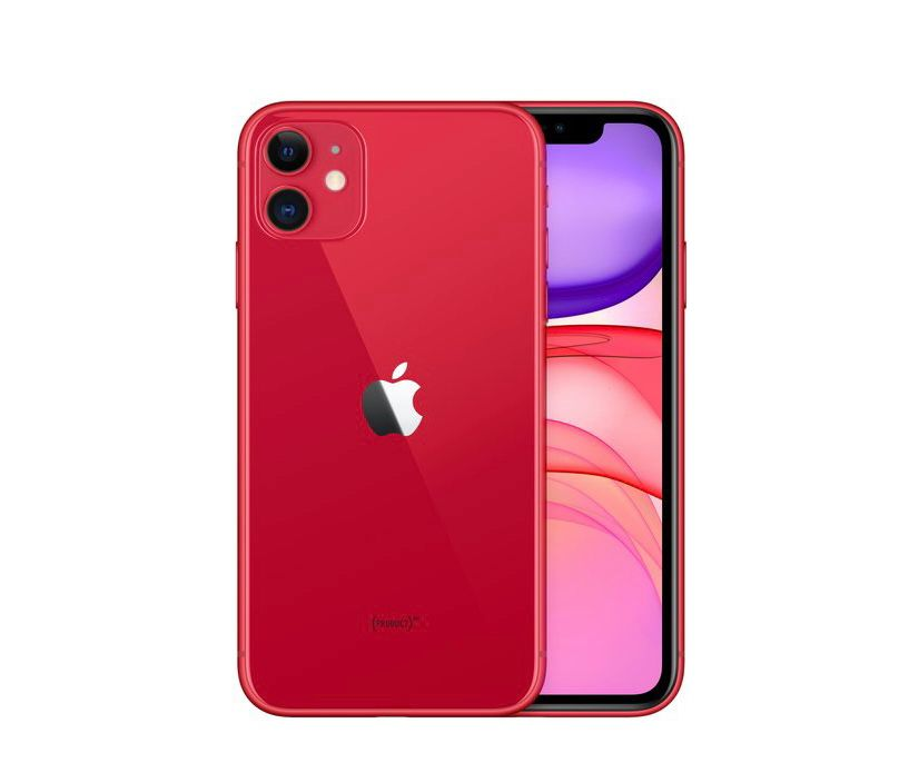 iPhone 11 256GB Red de Vitrine