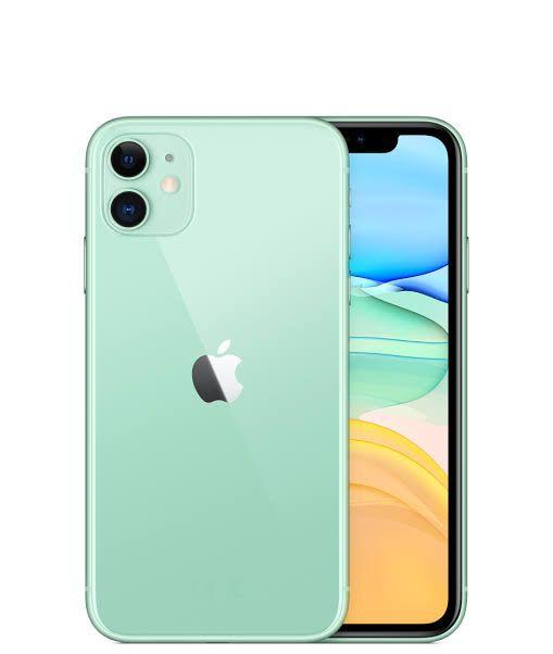 iPhone 11 256GB Verde de Vitrine