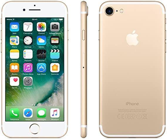 iPhone 7 128GB Dourado de Vitrine
