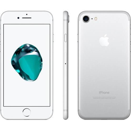 iPhone 7 128GB Prata de Vitrine