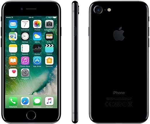 iPhone 7 128GB Preto Brilhante de Vitrine