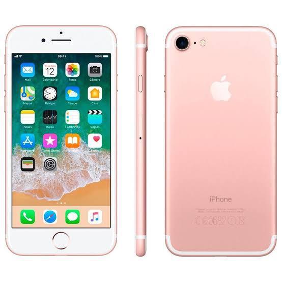 iPhone 7 128GB Rose de Vitrine