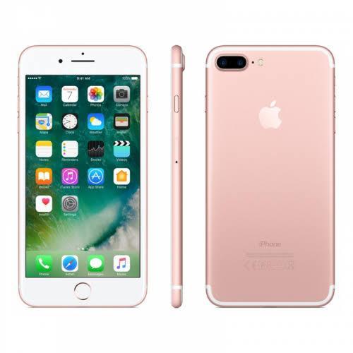 iPhone 7 Plus 128GB Rose de Vitrine