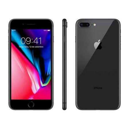 iPhone 8 Plus 256GB Preto de Vitrine
