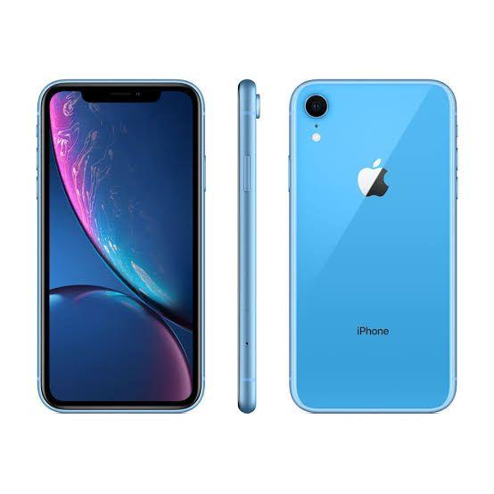 iPhone XR 256GB Azul de Vitrine