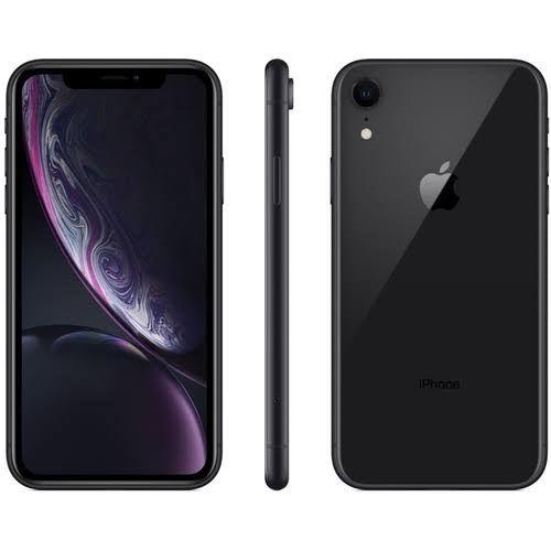 iPhone XR 256GB Preto de Vitrine