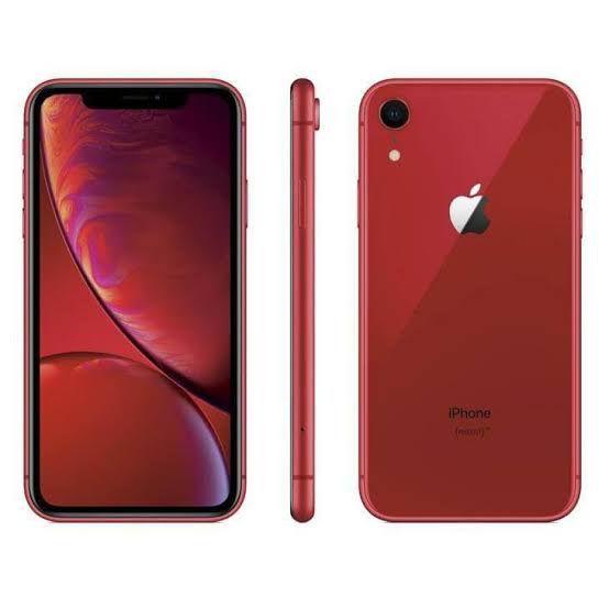 iPhone XR 256GB Red de Vitrine