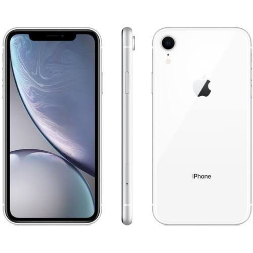 iPhone XR 64GB Branco de Vitrine