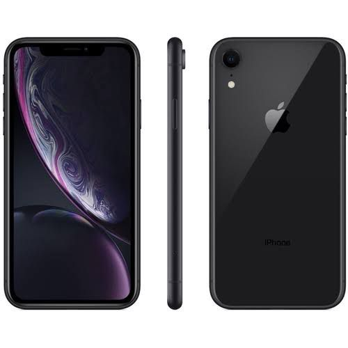 iPhone XR 64GB Preto de Vitrine