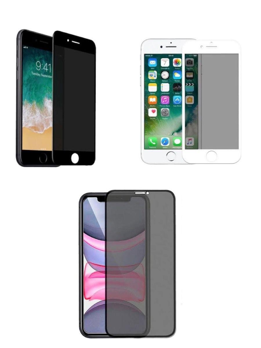 Película 3D de Privacidade iPhone