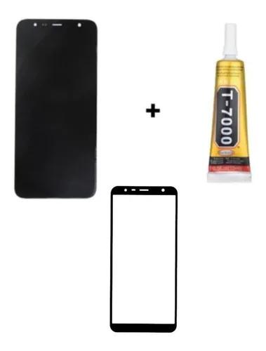Tela Display Galaxy J4 Plus/J6 Plus + Cola + Película 3D