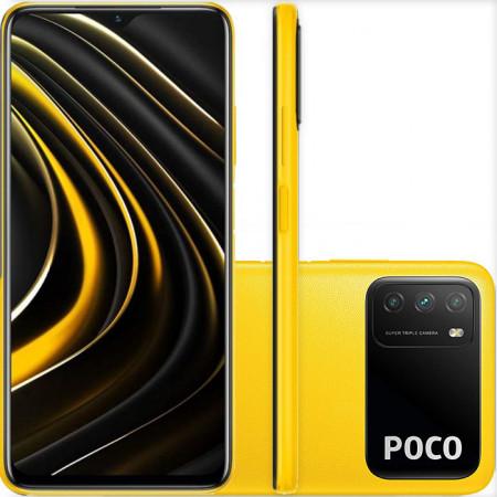 Xiaomi Poco M3 64GB Global - Amarelo