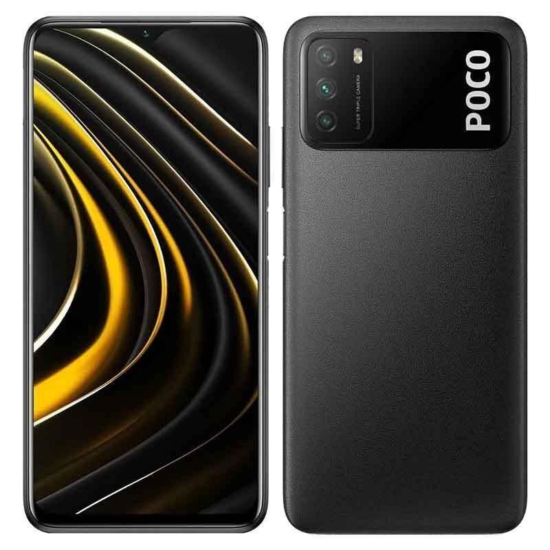 Xiaomi Poco M3 64GB Global - Preto