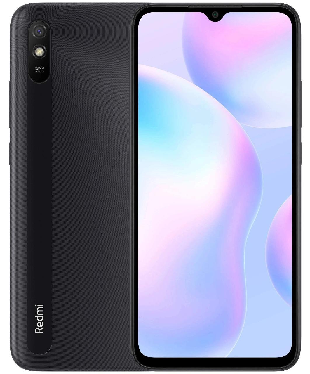 Xiaomi Redmi 9A 32GB Global - Cinza Escuro