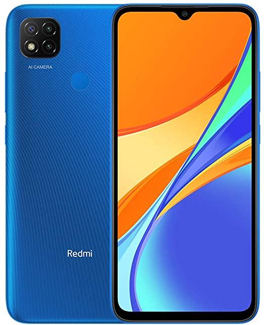 Xiaomi Redmi 9C 32GB Global - Azul