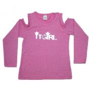 Blusa Infantil It Girl Rosa