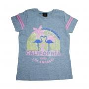 Blusa Juvenil Califórnia Mescla