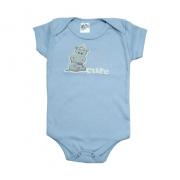 Body Bebê Cute  Azul