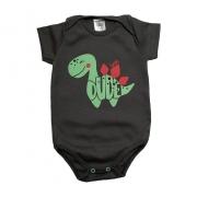 Body Bebê Dino Chumbo