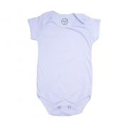 Body Bebê Liso Branco