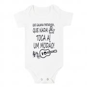 Body Bebê Modão Pérola