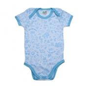 Body Bebê Mundo Baby Branco