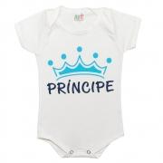 Body Bebê Príncipe Pérola