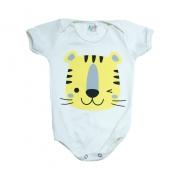 Body Bebê Tigre Pérola