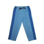 Calça Infantil Listras  Azul