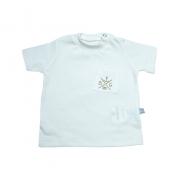 Camiseta Bebê Com Pérola