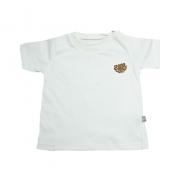 Camiseta Bebê Good Vibes Pérola