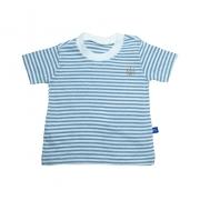 Camiseta Bebê Listras Pérola