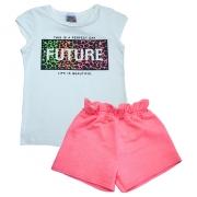 Conjunto Infantil Future Pérola