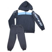 Conjunto Infantil The Best Preto
