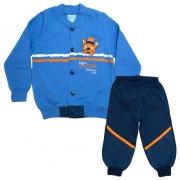 Conjunto Infantil Tiger Azul